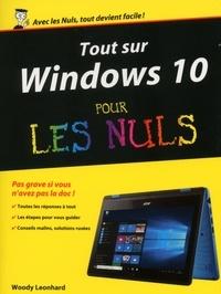 Woody Leonhard - Tout sur Windows 10 pour les nuls.
