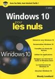 Woody Leonhard - Windows 10 pour les nuls.