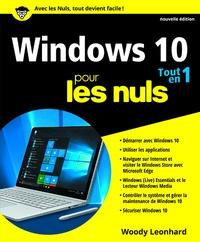 Deedr.fr Windows 10 Tout en 1 pour les nuls Image