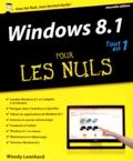 Woody Leonhard - Windows 8.1 tout en 1 pour les Nuls.
