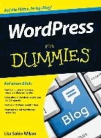 WordPress für Dummies.