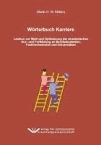 Wörterbuch Karriere.