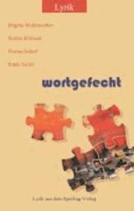 wortgefecht - Lyrik aus dem Sperling-Verlag.