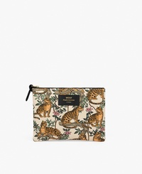 WOUF - Petite pochette  lazy jungle WOUF