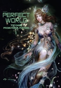 Wu Wenpeng - Perfect World - Top Game Promotional Posters.