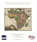 Wulf Bodenstein - Cartes géographiques de l'Afrique. 1 DVD