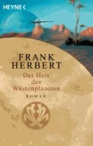 Wüstenplanet-Zyklus 2. Der Herr des Wüstenplaneten.