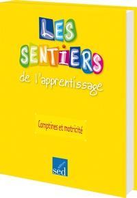 X Jacquot et François Baxas - Comptines et motricité - Education artistique Cycles 1 et 2. 2 CD audio