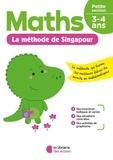 Xander Yun et Dorothée Badinier - Maths Petite Section La méthode de Singapour.