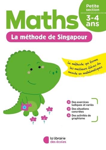 Maths Petite Section La méthode de Singapour  Edition 2020