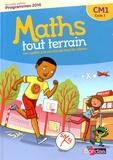 Xavier Amouyal et Jacques Brun - Maths CM1 tout terrain - Fichier de l'élève.