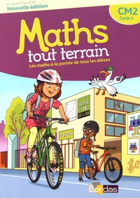 Xavier Amouyal et Jacques Brun - Maths tout terrain CM2 cycle 3.