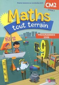 Xavier Amouyal et Jacques Brun - Maths tout terrain CM2 - Programmes 2008.