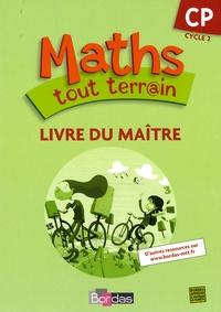 Xavier Amouyal et Alfred Errera - Maths tout terrain CP - Livre du maître.