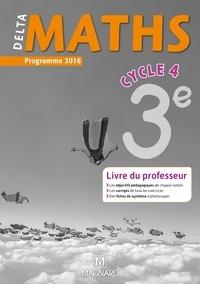 Xavier Andrieu et Julie Bonnet - DeltaMaths 3e - Livre du professeur.