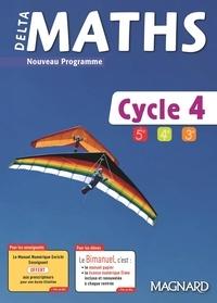 Xavier Andrieu et Julie Bonnet - DeltaMaths Cycle 4 (5e/4e/3e).