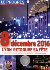 Xavier Antoyé - 8 décembre 2016 - Lyon retrouve sa fête.