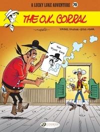 Xavier Auche et Eric Adam - Lucky Luke - Volume 70 - O.K. Corral.