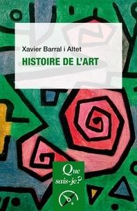 Xavier Barral i Altet - Histoire de l'art.