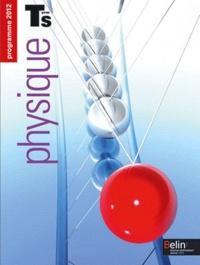 Feriasdhiver.fr Physique Tle S - Programme 2012 Image