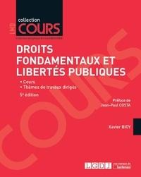 Deedr.fr Droits fondamentaux et libertés publiques Image