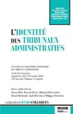 Xavier Bioy et Pascale Idoux - L'identité des tribunaux administratifs.
