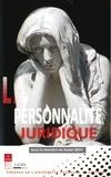 Xavier Bioy - La personnalité juridique - Traditions et évolutions.