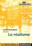 Xavier Bourdenet - Le réalisme.