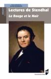 Xavier Bourdenet - Lectures de Stendhal : Le rouge et le noir.