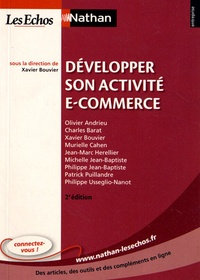 Xavier Bouvier - Développer son activité e-commerce.