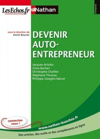 Xavier Bouvier - Devenir auto-entrepreneur.