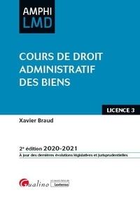 Xavier Braud - Cours de droit administratif des biens.