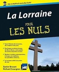 La Lorraine pour les Nuls - Xavier Brouet pdf epub