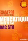 Xavier Brouillard - Mercatique Bac STG - Etude de cas.