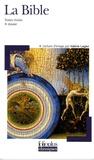 Xavier Bruel - La Bible - Textes choisis.