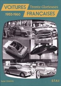 Xavier Chauvin - Voitures françaises - 1955-1960.