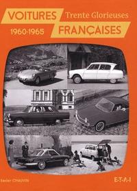 Xavier Chauvin - Voitures françaises - 1960-1965.