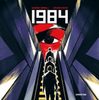 Xavier Coste et George Orwell - 1984 - Avec un pop-up collector.