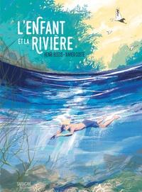 Xavier Coste - L'enfant et la rivière.