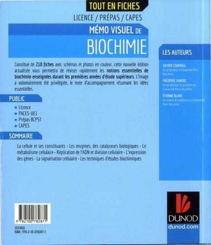 Mémo visuel de biochimie 2e édition