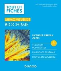 Xavier Coumoul et Frédéric Dardel - Mémo visuel de biochimie.
