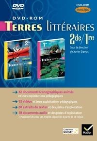 Xavier Damas - Français 2e/1e Terres littéraires. 1 DVD