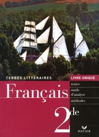 Xavier Damas et Nathalie Havot - Français 2e - Livre unique.