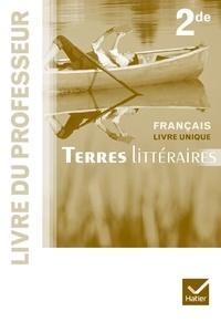 Xavier Damas - Français 2e - Livre du professeur.