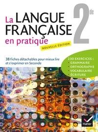 Xavier Damas et Liliane Martinet-Bigot - La langue française en pratique 2e.