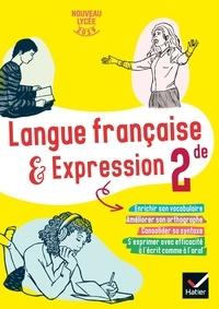 Xavier Damas - Langue française & expression 2de.