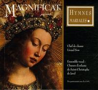 Xavier Darasse - Hymnes mariales - CD Audio.