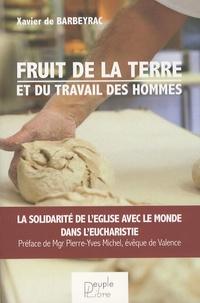Alixetmika.fr Fruit de la terre et du travail des hommes - La solidarité de l'Eglise avec le monde dans l'Eucharistie Image