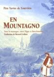 Xavier de Fourvières - En mountagno - Dans la montagne, entre Digne et Barcelonnette.