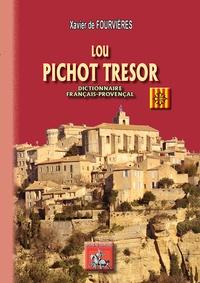 Lou Pichot Trésor - Dictionnaire français-provençal.pdf